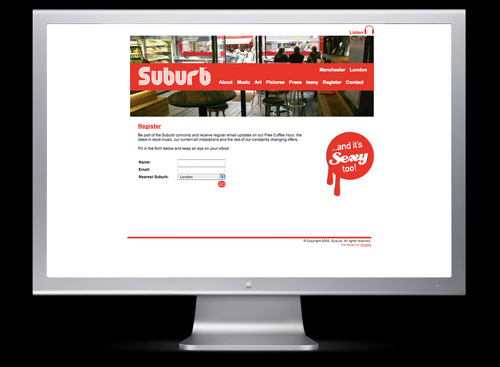 suburb website